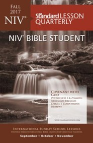 NIV Bible Student-Fall 20166