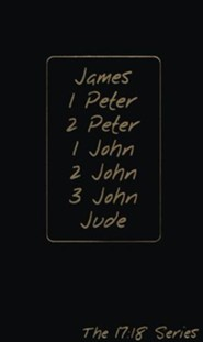 Journible, The 17:18 Series: James, 1 & 2 Peter, 1-3 John, Jude