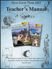 How Great Thou Art I & II, Teacher's Manual