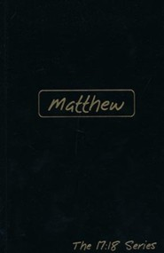 Journible, The 17:18 Series: Matthew