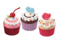 Whipple, Craft Creations, Puffy Cupcakes Set