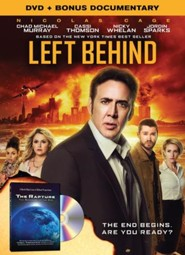 Left Behind/The Rapture, Exclusive DVD with Bonus Documentary