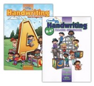A Reason for Handwriting, Level A: Manuscript, Complete Homeschool Set