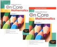On-Core Mathematics Grade 1 Bundle