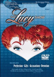 Lucy Bible Study, Volume 2, DVD, Leader Pack