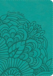 Softcover Teal
