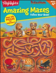 Follow Your Nose! (Amazing Mazes)