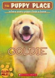 The Puppy Place: Goldie
