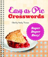 Easy as Pie Crosswords: Super-Duper Easy!