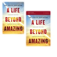 A Life Beyond Amazing, Book (Hardcover) & Study Guide