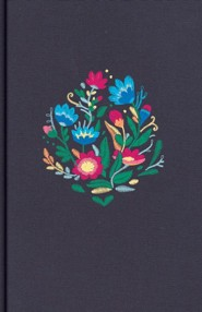 Hardcover Thumb Index Floral