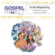 The Gospel Project for Kids: Kids Worship Hour Add-on DVD, Volume 1: In the Beginning