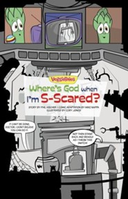 VeggieTales SuperComics: Where's God When I'm S-Scared? - eBook