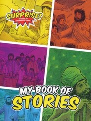 Surprise!: Stories of Discovering Jesus, VBS 2016 Early Childhood Activity Book
