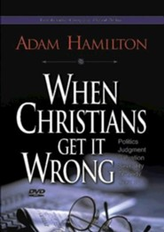 When Christians Get it Wrong DVD