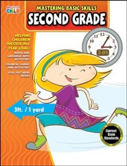 Mastering Basic Skills Second Grade