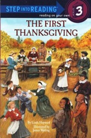 Step Into Reading, Level 3: The First Thanksgiving