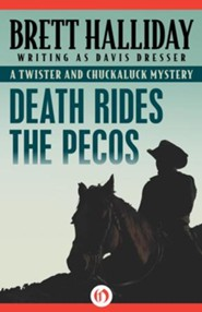 Death Rides the Pecos - eBook