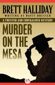 Murder on the Mesa - eBook