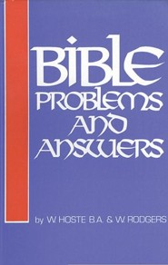 Bible Problems and Answers  -     By: William Hoste