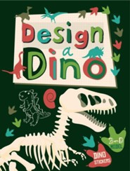 Design A Dino  -     By: Frankie Jones