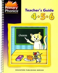 Primary Phonics 4-6 Teacher Guide