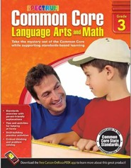 Common Core Math and Language Arts, Grade 3