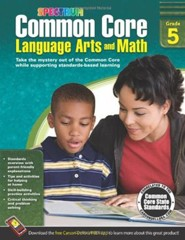 Common Core Math and Language Arts, Grade 5