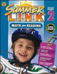 Summer Link, Summer Before Grade 2
