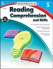 Reading Comprehension and Skills, Grade 5