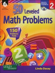 50 Leveled Problems for the Mathematics Classroom Level 2