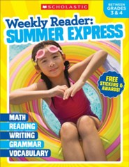 Weekly Reader: Summer Express 3 & 4