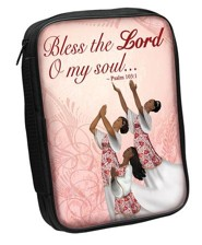 Bless the Lord, O My Soul, Bible Cover, Dancer