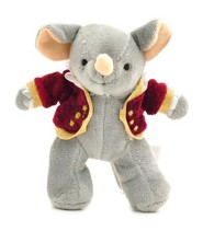 Music for Little Mozarts: Mozart Mouse, Plush Animal