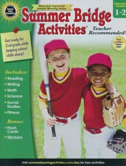 Summer Bridge Activities--Ages 6 to 7