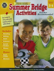 Summer Bridge Activities--Ages 8 to 9