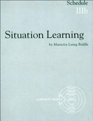 Situation Learning Schedule 3B Student's Study Book