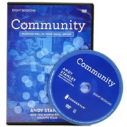 Community: A DVD Study: Starting Well in Your Small Group