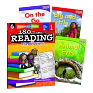 Learn-at-Home Reading Bundle, Grade 1