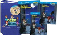 Deep Blue: One Room Sunday School Kit Summer 2017