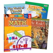 Learn-at-Home Math Bundle, Grade 3