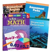 Learn-at-Home Math Bundle, Grade 5