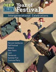 Deep Blue Year of Festivals: Intergenerational Celebrations