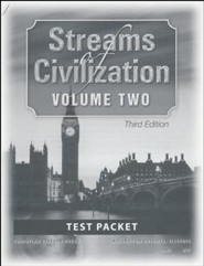 Streams of Civilization Volume 2 Test Packet (3rd Edition)