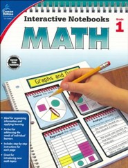 Interactive Notebooks Math, Grade 1
