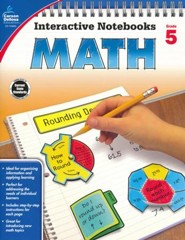 Interactive Notebooks Math, Grade 5