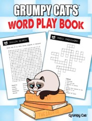 Grumpy Cat's Word Play Book