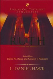 Ruth: Apollos Old Testament Commentary [AOTC]