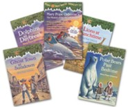 Magic Tree House: Books 9-12 Boxed Set