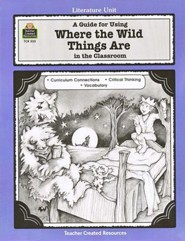 Where the Wild Things Are, Literature Guide, Grades 1-3